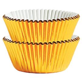 Goud Metalic Cupcake Cases