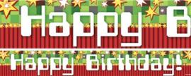 TNT Minecraft Paper Banner