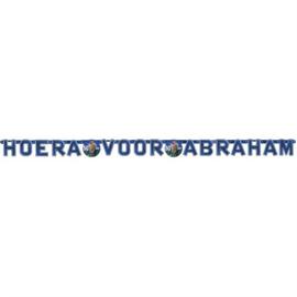 Wenslijn Hoera voor Abraham