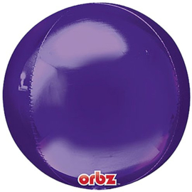 Paars Orbz Ballon