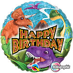 Dino Dan Dinosaurs Follie Ballon