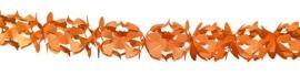 Guirlande Hoku oranje