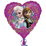 Disney Frozen Hearts Folie Ballon