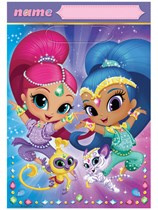 Shimmer & Shine Partybags