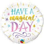 Have A Magical Day Folie Ballon