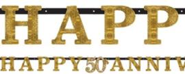 Letterslinger 50 Jaar Goud