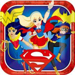 DC Super Hero Girls Eetborden