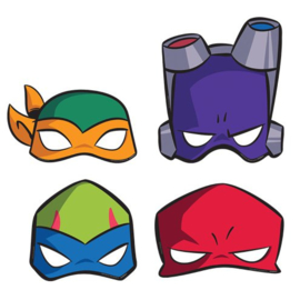Rise of Teenage Mutant Ninja Turtles  Maskers