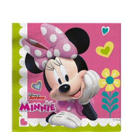 Mini Mouse Happy Helpers Servetten