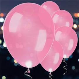 Led Ballonnen Rose