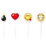 Emoji Kaarsjes