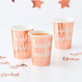 Twinkle Twinkle Rosé Gouden Bekers