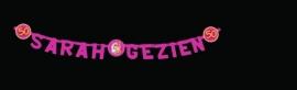 "Letterslinger "" Sarah Gezien`"