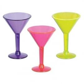 Gekleurde Cocktail Glazen