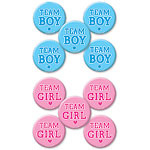 Gender Reveal Buttons