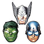 Mighty Avengers Maskers