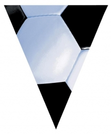 Voetbal party Vlaggenlijn