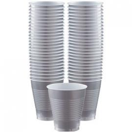 Amerikaanse Cups XL Zilver