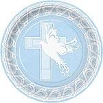 Doves Cross Blue