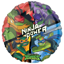 Rise of Teenage Mutant Ninja Turtles Folie Ballon