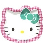 Hello Kitty Shape Borden