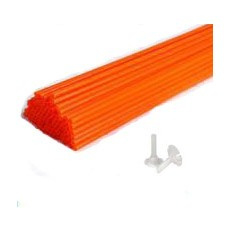 Ballonnendraagstaafjes Oranje