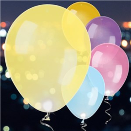 Led Ballonnen Assortie