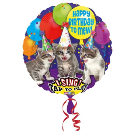 Sing-a-Tune Happy Birthday To  Mew
