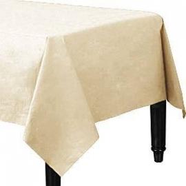 Papier Tafelkleed Vanilla