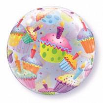 Cupcake Bubble Ballon