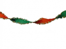 crepeslinger rood/groen