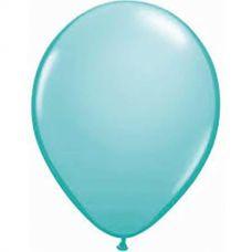 16 inch (40cm) ballonnen mintgroen
