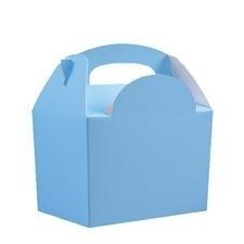 Party box licht blauw