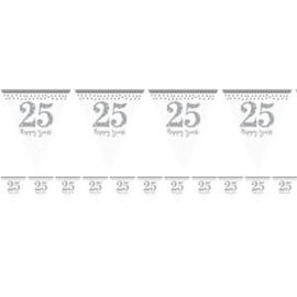 Vlaggenlijn 25 Jaar Zilver