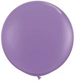 3ft (90cm) ballon lavendel