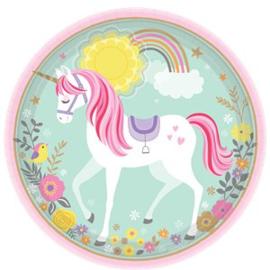 Magical Unicorn Lunch borden