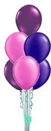 6 Ballonnenboeket