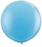 3ft (90cm) ballon lichtblauw
