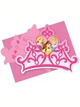 Disney Prinses Uitnodigingskaarten