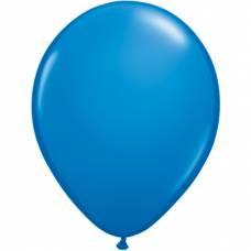 16 inch (40cm) ballonnen donkerblauw