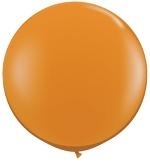 3ft (90cm) ballon oranje