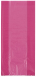 Cello Bags Hot Pink
