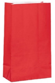 Party bag  rood