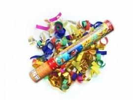 Confettie Kanon Muli Colour Steamer