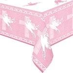 Dove Cross Pink Tafelkleed