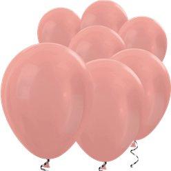 12 inch (30cm) ballonnen  rose goud