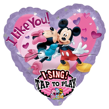 Sing-a-Tune Minni Mouse Ballon