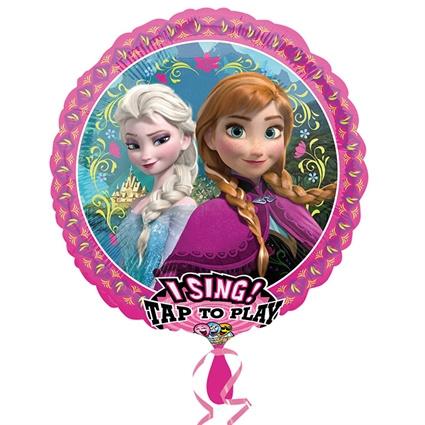 Sing-a-Tune Frozen Ballon