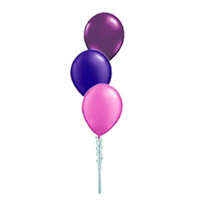 3 Ballonnenboeket