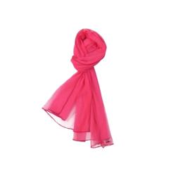 011 LoFff  sjaal - roze Z8159-01